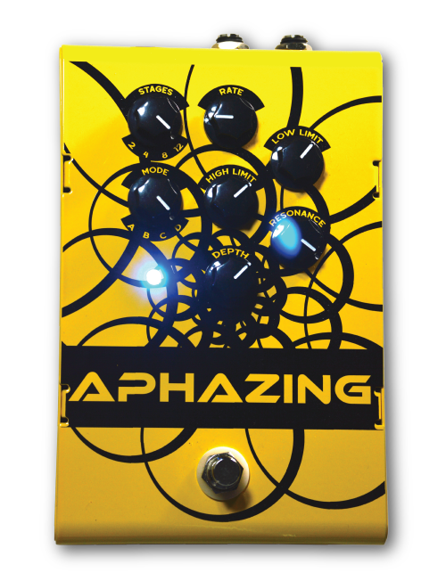 Experimental Noize | Aphazing | Phase Shifter Pedal